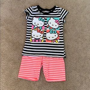 Hello Kitty Summer outfit!